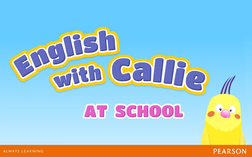 English with Callie CD access