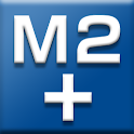 M2Plus Launcher logo