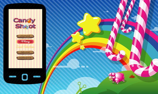 Candy Shoot HD