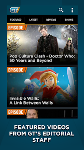 GameTrailers - screenshot thumbnail