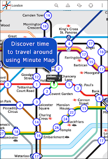[London Underground Tube Map] Screenshot 2