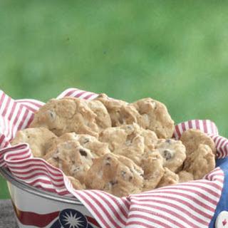 Oatmeal S'more Cookies.
