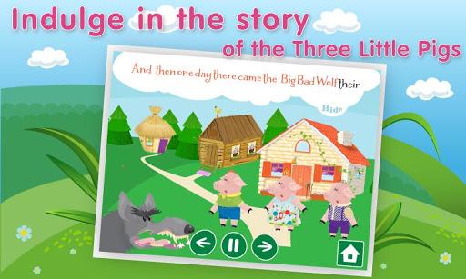 Three Little Pigs Lite
