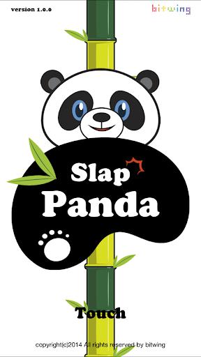 Slap Panda - カンフー訓練