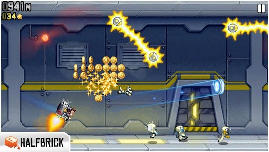 Jetpack Joyride - screenshot thumbnail