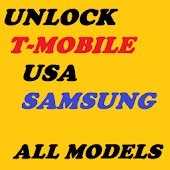 Unlock T-MOBILE USA SAMSUNG