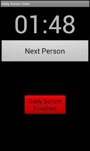 Daily Scrum Timer screenshot 1