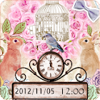 Rabbits&Bird Live Wallpaper icon