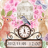 Rabbits&Bird Live Wallpaper