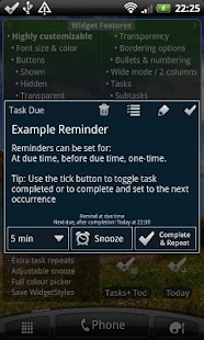 Tasks+ To Do List Manager - screenshot thumbnail