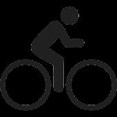 자전거 속도계 및 운동관리