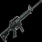 AR-15 machine-gun