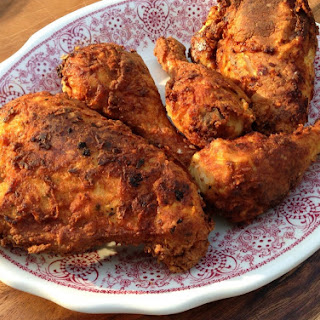 Fuss Free Fried Chicken