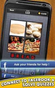 4 Pics 1 Word - Photo Quiz- screenshot thumbnail