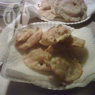 Aardappel Pierogi (gevulde aardappel knoedels)