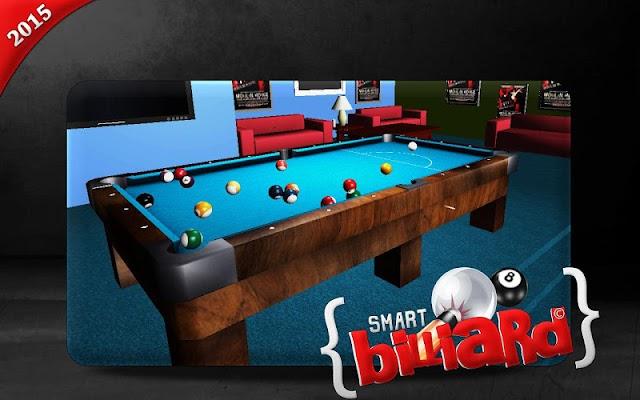 Smart Billiard - screenshot