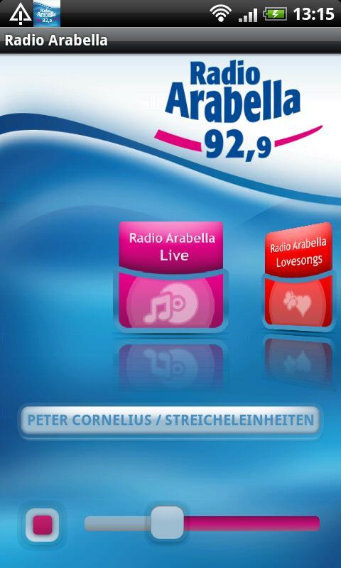 Radio arabella partnersuche