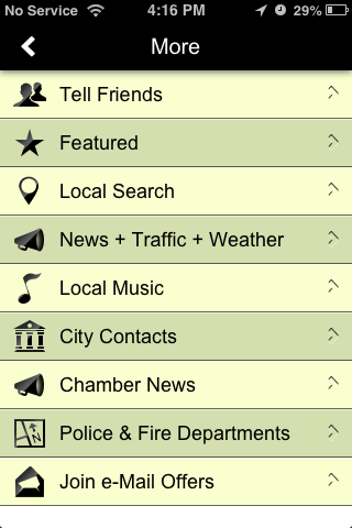 CityByApp® Moreno Valley! - screenshot