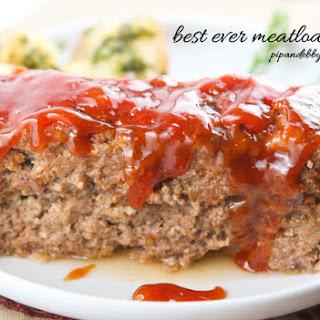 Best Ever Meatloaf.