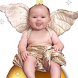 Cute Angel Baby LWP 2