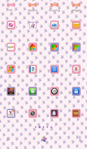 玩個人化App love blossom 도돌런처 테마免費 APP試玩