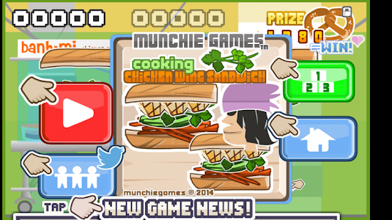 Banh Mi Sandwich Game- screenshot thumbnail