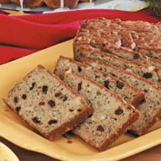 Yuletide Banana Bread