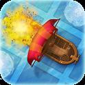 PirateFleet ~ the famous battleship like game icon