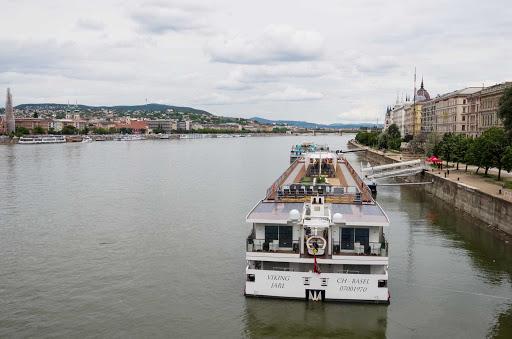 Viking Jarl in Budapest, Hungary.