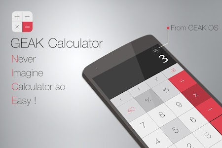 GEAK Calculator v2.32