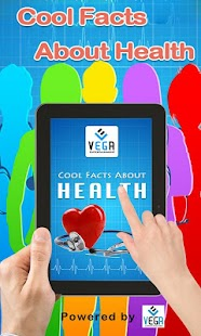 Cool Facts about Health- screenshot thumbnail