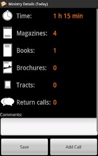 MyService - screenshot thumbnail