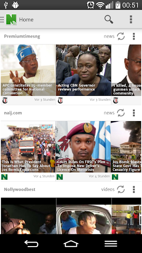 Nigeria News Feeds