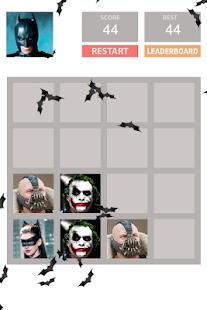 2048: Batman Edition