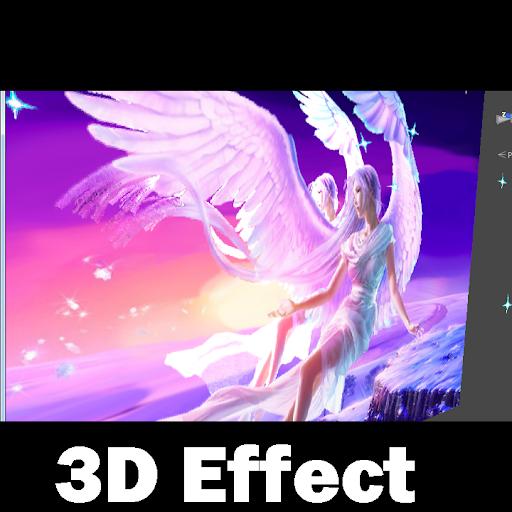 天使童話3D動態壁紙
