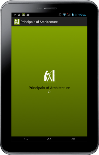 Principals of Architecture