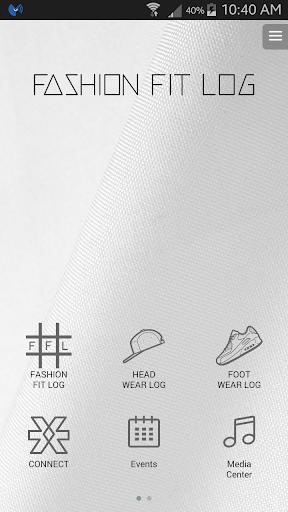 Fashion Fit Log