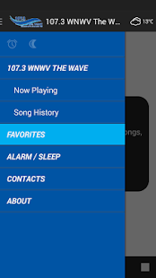 107.3 WNWV The Wave- screenshot thumbnail