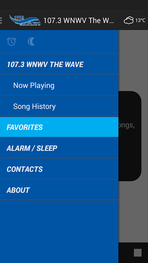 107.3 WNWV The Wave- screenshot