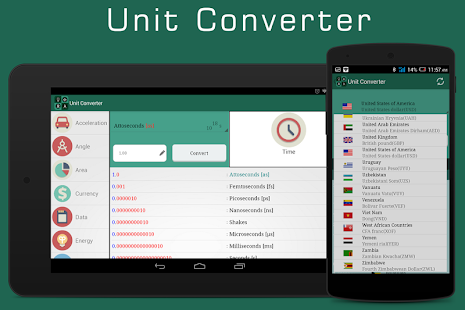 Unit Converter ( Smart tools)- screenshot thumbnail