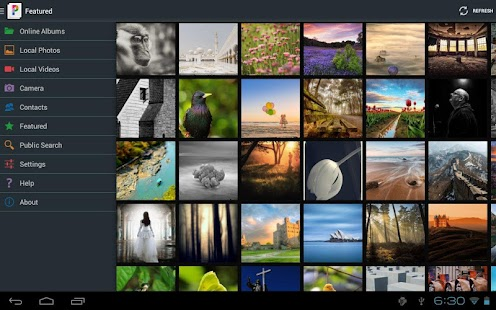 PicsPro for Picasa, Google+- screenshot thumbnail