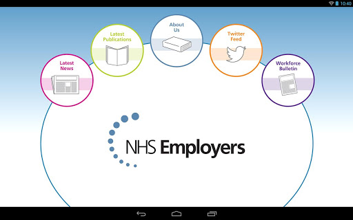 【免費醫療App】NHS Employers-APP點子