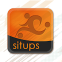 BeFit: sit-ups Free logo