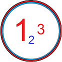 Numbers and letters icon