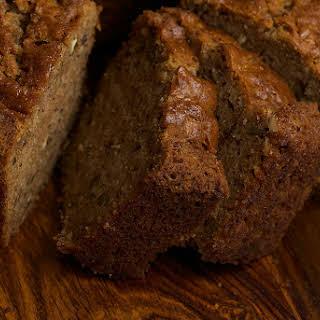 Pear Bread.