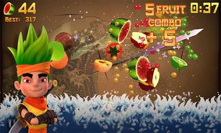 Fruit Ninja Free Screenshot 23