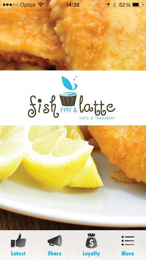 Fish Fry Latte
