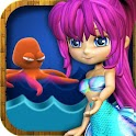 Mermaid Adventure for kids 3D