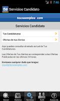 Screenshot of Empleo - Trabajo