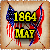 1864 May Am Civil War Gazette